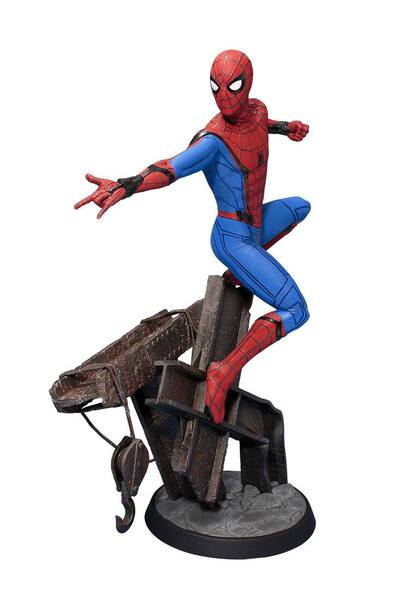 Spider-Man Homecoming ARTFX  Statue by Kotobukiya