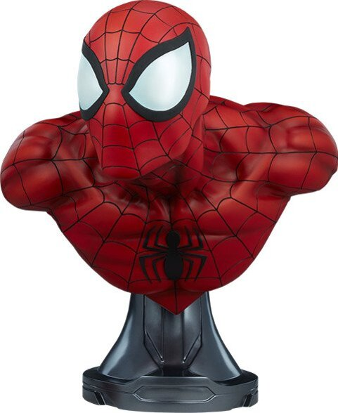 Marvel Spider-Man Life-Size Bust by Sideshow Collectibles