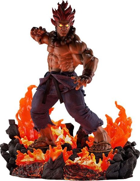 Street Fighter Collectibles - Akuma 1:4 Scale Statue by PCS