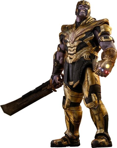 Thanos Sixth Scale Figure by Hot Toys - Avengers: Endgame - Movie Masterpiece Series