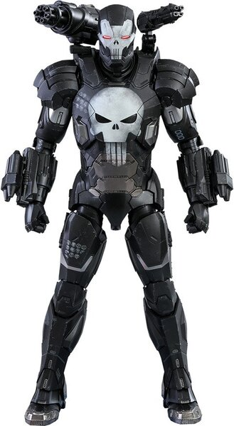 The Punisher War Machine Armor - Sixth Scale Figure by Hot Toys Video Game Masterpiece Series - MARVEL Future Fight