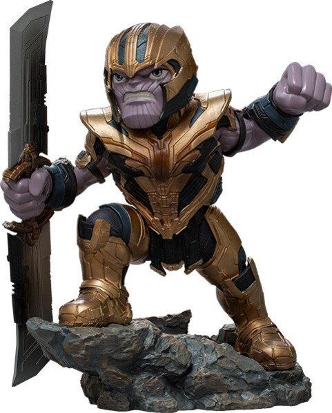 Thanos Avengers Endgame Mini Co Collectible Figure by Iron Studios