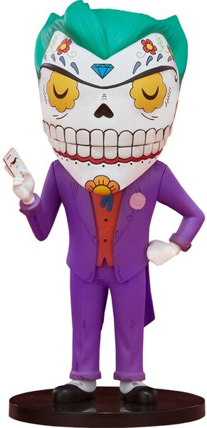 DC Comics The Joker Calavera Collectible Toy by Unruly Industries by Jose Pulido
