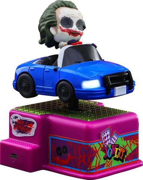 The Joker CosRider Figure by Hot Toys