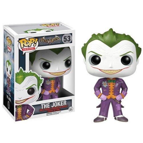 The Joker Funko Pop! Vinyl Figure - Batman Arkham Asylum