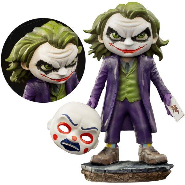 The Joker MiniCo. Vinyl Figure - Batman: The Dark Knight