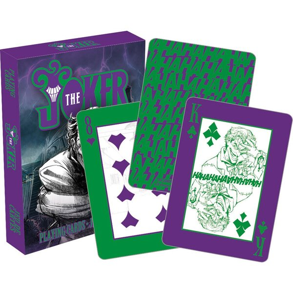 The Joker Playing Cards by Aquarius