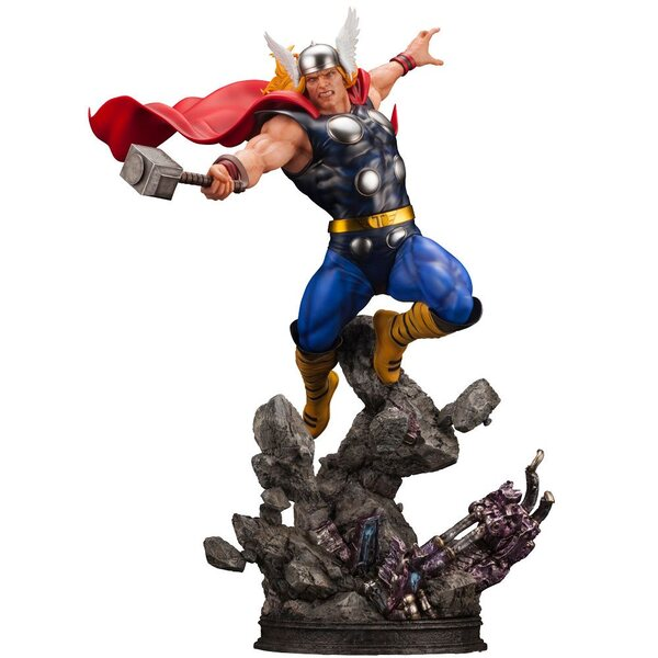 Marvel Universe Thor Fine Art 1:6 Scale Statue by Kotobukiya