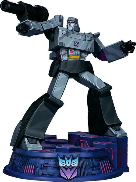 Transformers Megatron G1 Museum Scale Statue by PCS