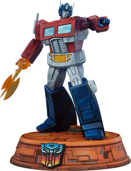 Top Geeky Collectables - Transformers Optimus Prime Statue by PCS