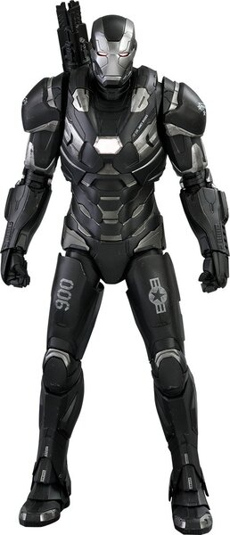 War Machine Sixth Scale Figure by Hot Toys - Avengers: Endgame - Movie Masterpiece Series