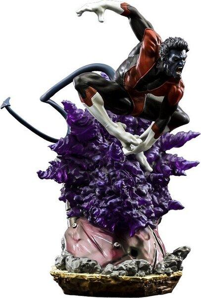 X-Men Nightcrawler - Marvel Comics Art Scale 1:10 Battle Diorama Series by Iron Studios