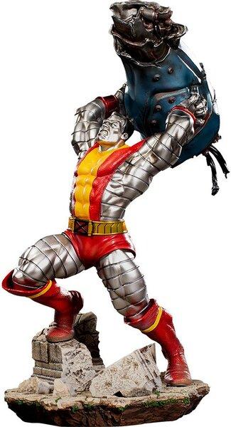X-Men Colossus 1:10 Scale Statue by Iron Studios - Marvel Comics Battle Diorama Series