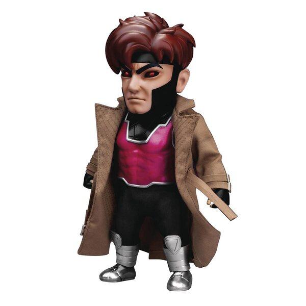 X-Men Gambit Beast Kingdom EAA-090 Deluxe Version Action Figure