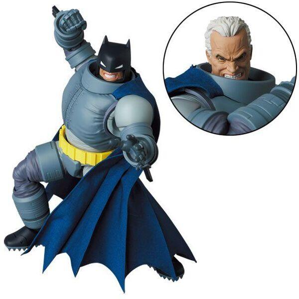 Batman: The Dark Knight Returns Armored Batman MAFEX Action Figure by Medicom