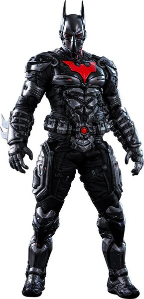 Batman Beyond Sixth Scale Figure by Hot Toys - Batman: Arkham Knight