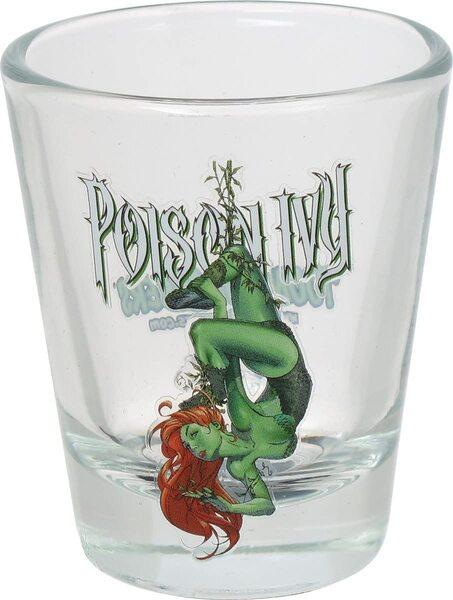 Batman Poison Ivy Shot Glass by PopFun Merchandising