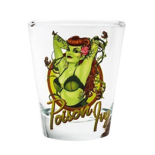 DC Bombshells Poison Ivy Shot Glass by PopFun Merchandising