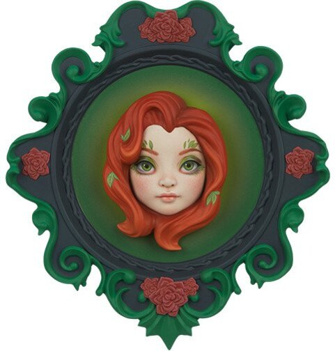 DC Comics Poison Ivy Wall Hanging by Atomic Misfit