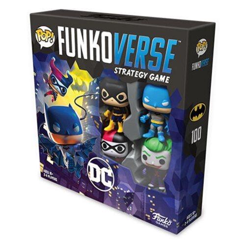 DC Comics Pop! Funkoverse Strategy Game Base Set