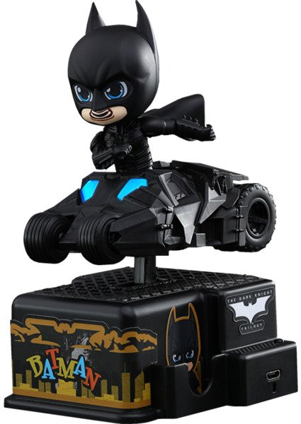 DC The Dark Knight Batman CosRider Collectible Figure by Hot Toys
