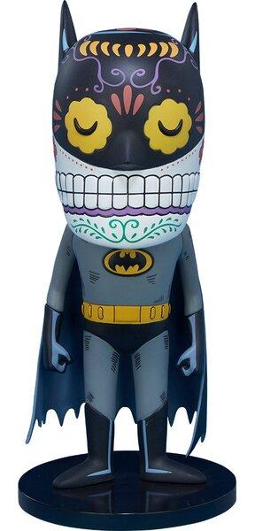 Designer Collectible Toy Batman Calavera by Jose Pulido - Unruly Industries