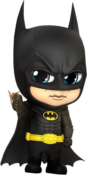 Grappling Gun 1989 Batman Collectible Figure - Cosbaby Series by Hot Toys