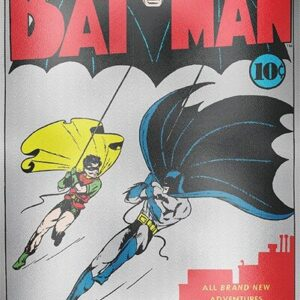 Silver Collectible Batman #1 by New Zealand Mint – 35g Pure Silver DC Comics