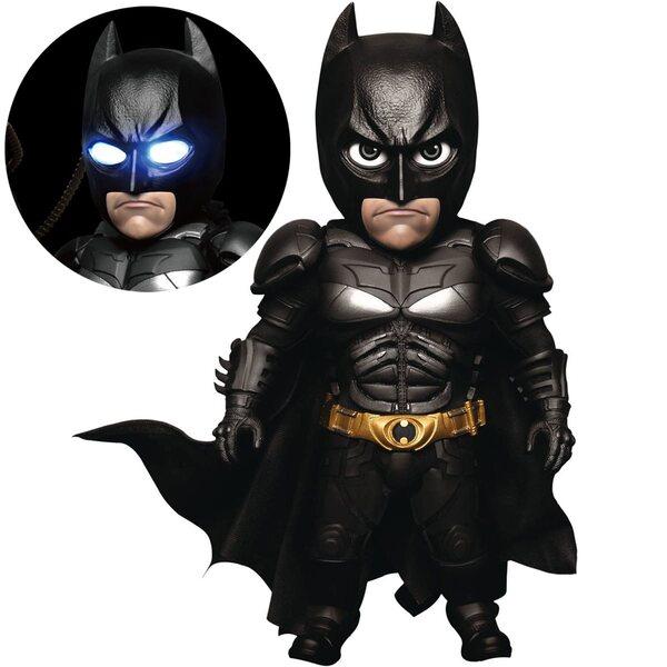 The Dark Knight Batman - Christian Bale Action Figure by Beast Kingdom EAA-019